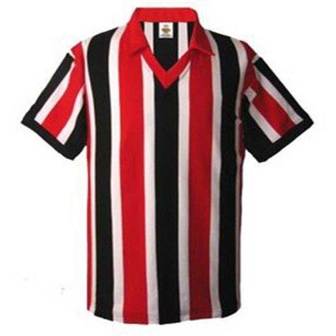 Nice 1953-1954 Retro Football Shirt