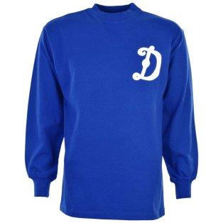 Dynamo Moscow 1960s Retro Football-Shirt