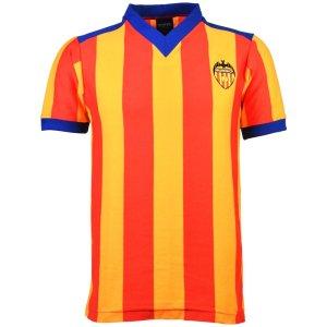 Valencia 1977-1980 Retro Football Shirt