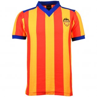 Valencia 1977-1980 Retro Football Shirt