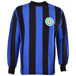 Atalanta 1963-1964 Retro Football Shirt