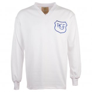 AGF Aarhus Retro Football Shirt