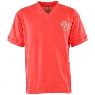 Triestina Retro Football Shirt