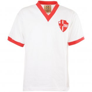 Padova 1960s Retro Football Shirt