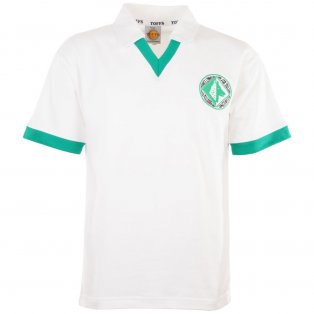 Avellino 1950s Retro Football Shirt