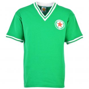 Red Star Paris 1970 Retro Football Shirt