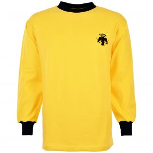 AEK Athens Retro Football Shirt