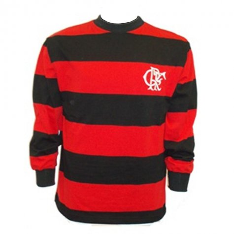 Flamengo 1960s Retro Football Shirt