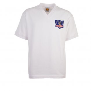 Colo-Colo Retro Football Shirt