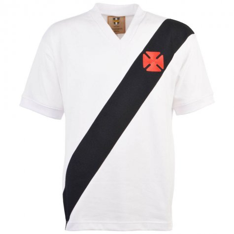 Vasco de Gama 1960s Home Retro-Football Shirt