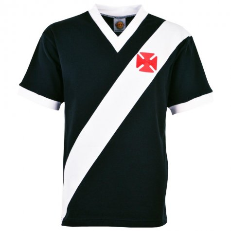 Vasco de Gama Away Retro Football Shirt