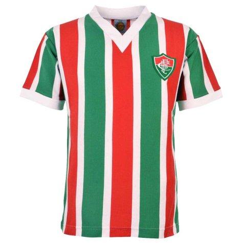 Fluminense 1968-1973 Retro Football Shirt