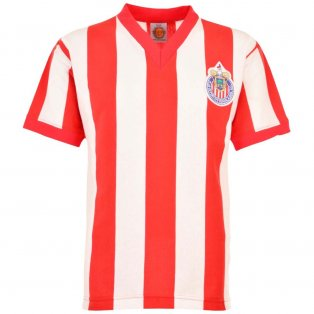 Chivas Guadalajara Retro Football Shirt