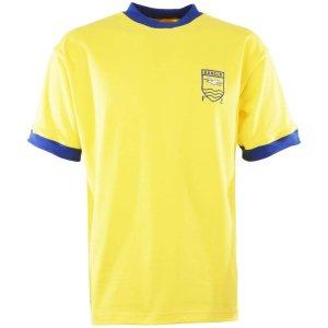Bangor FC 1970s Retro Football Shirt