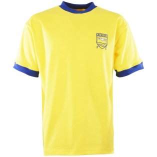 Bangor FC 1970s Retro Football Shirt