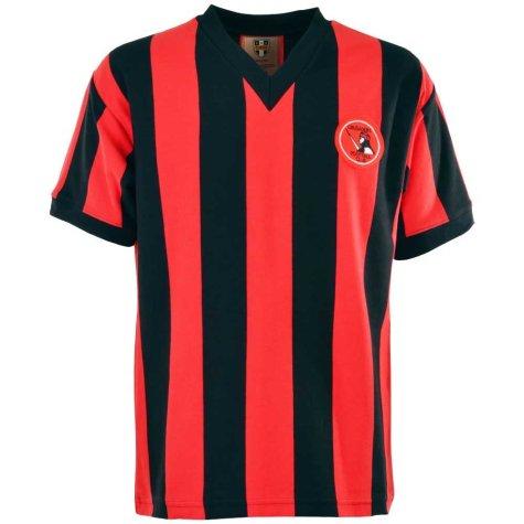 Crusaders 1960s Retro Football Shirt