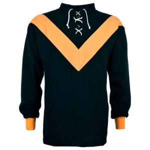 West Auckland World Cup Winners 1909 Retro Football Shirt