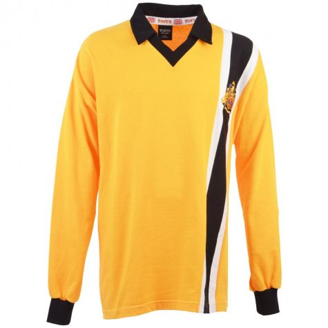 Maidstone United 1978-1981 Retro Football Shirt