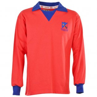 Aldershot Town 1970s Retro Football Shirt