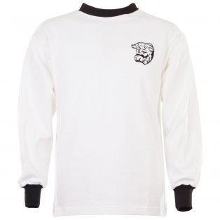 Hereford United 1970s Retro Football Shirt