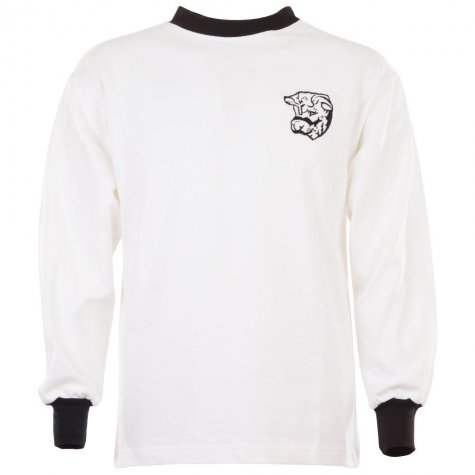 Hereford United 1970s Retro Football Shirt