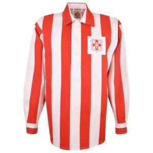 Lincoln 1940s-1950s Retro Football Shirt