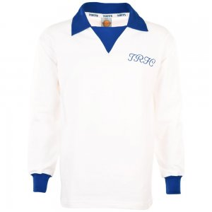 Tranmere Rovers 1970s Retro Football Shirt