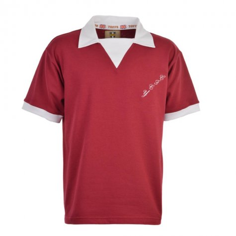 York City 1972-1973 Retro Football Shirt