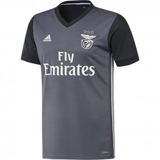 2017-2018 Benfica Adidas Away Shirt (Kids)