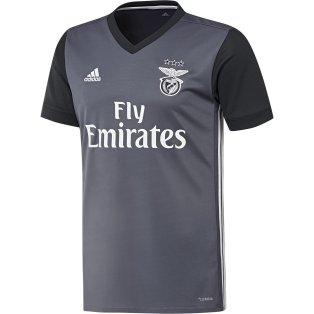 online retailer 6abf9 db0a5 2017-2018 Benfica Adidas Away Shirt (Kids)