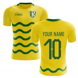 2019-20 Sporting Lisbon Third Concept Shirt (Your Name)