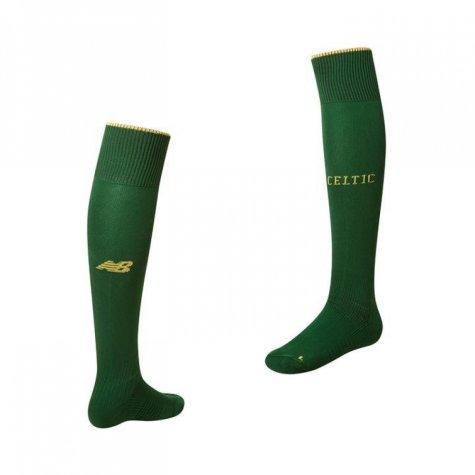 2017-2018 Celtic Away Socks (Green)