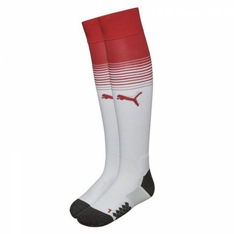 2017-2018 Arsenal Home Football Socks (Kids)