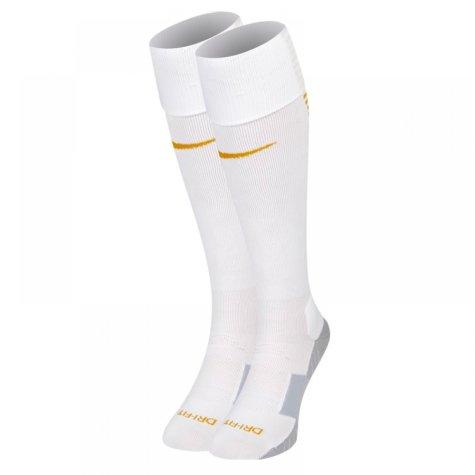 2017-2018 AS Monaco Nike Home Socks (White)