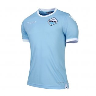 2017-2018 Lazio Authentic Home Match Shirt