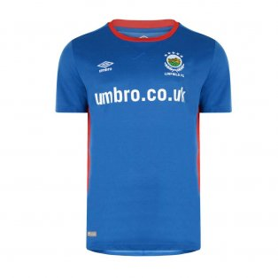 2017-2018 Linfield Home Football Shirt