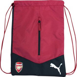 2017-2018 Arsenal Puma Performance Gym Sack (Chilli Pepper)