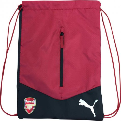 0c2ad5921bda 2017-2018 Arsenal Puma Performance Gym Sack (Chilli Pepper)
