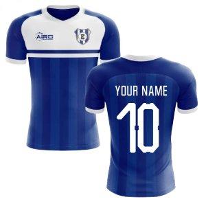 2020-2021 Everton Home Concept Football Shirt