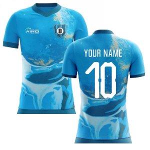 2020-2021 Brighton Away Concept Football Shirt (Your Name)