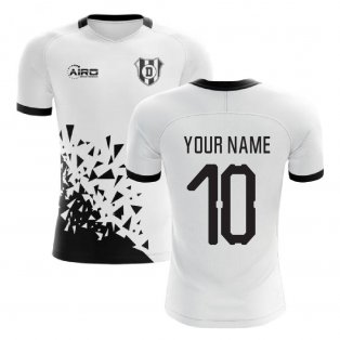 2019-2020 Derby Home Concept Football Shirt (Your Name)