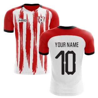 2020-2021 Athletic Club Bilbao Home Concept Shirt (Your Name)