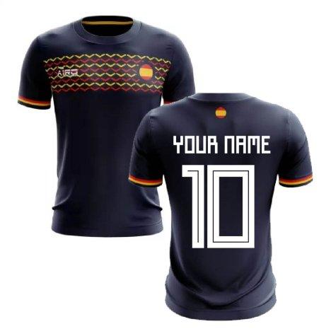 2019-2020 Spain Away Concept Football Shirt (Your Name)