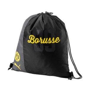 2017-2018 Borussia Dortmund Puma Gym Sack (Black)