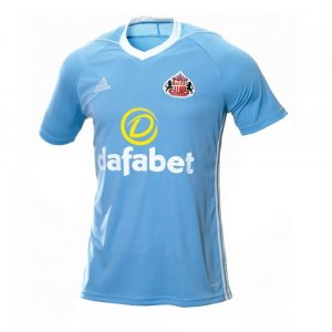 2017-2018 Sunderland Adidas Away Football Shirt