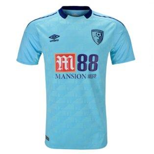 2017-2018 Bournemouth Umbro Away Football Shirt