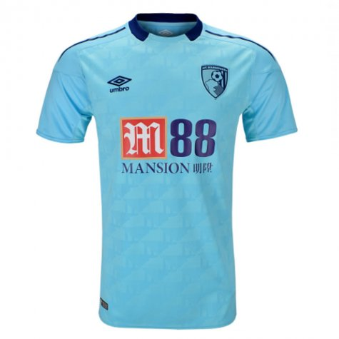 2017-2018 Bournemouth Umbro Away Football Shirt