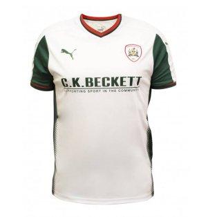 2017-2018 Barnsley Away Football Shirt