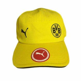 2017-2018 Borussia Dortmund Puma Baseball Cap (Yellow)