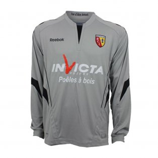 2010-2011 Lens Reebok Away Goalkeeper Shirt